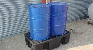 Kerosene, Road & Red Diesel Barrels