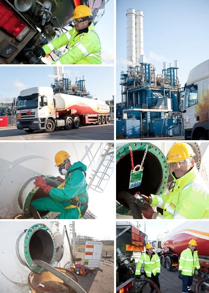 Fuel Uplift - Excess diesel removal for construction, agriculture & commercial
