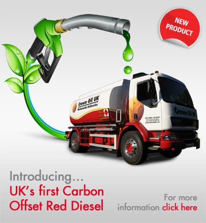 Carbon Offset Red Diesel Supplier | Green Diesel