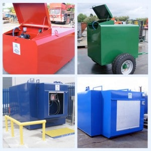 Buy / Hire a Biodiesel & diesel fuel storage tank