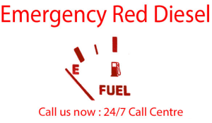 emergency red diesel